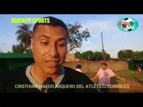 RADIO PF SPORTS EN VIVO NOTA CON CRISTHIAN HAEDO JUGADOR ...