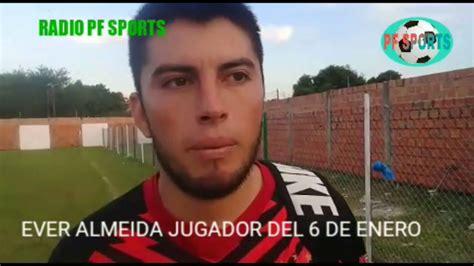 RADIO PF SPORTS EN VIVO NOTA CON EVER ALMEIDA JUGADOR DEL ...