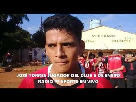RADIO PF SPORTS EN VIVO NOTA CON JOSÉ TORRES JUGADOR DEL ...