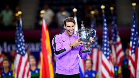 Rafael Nadal Claims His 19th Grand Slam Title With U.S ...