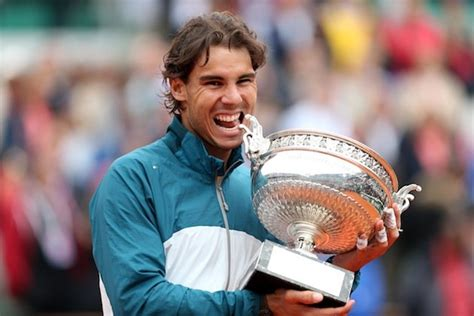 Rafael Nadal s domination at the French Open