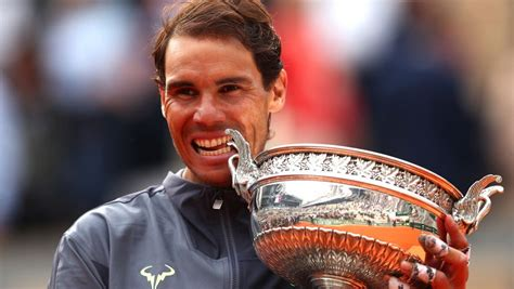 Rafael Nadal wins 12th French Open, closes in on Roger ...