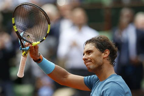Rafael Nadal wins 200th Grand Slam match at French Open ...