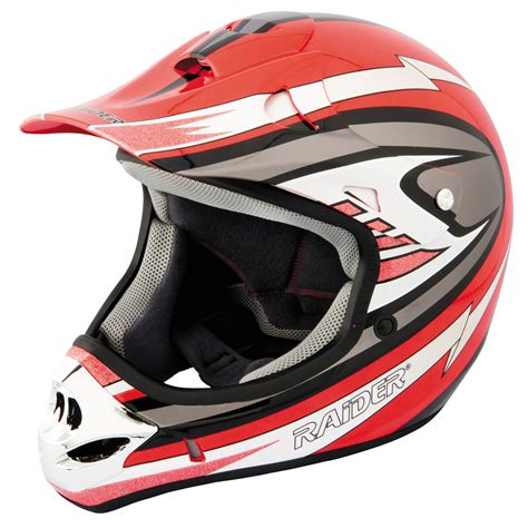 Raider MX 3 Helmet MX, ATV, Dirt Bike, Off Road Motorcycle ...