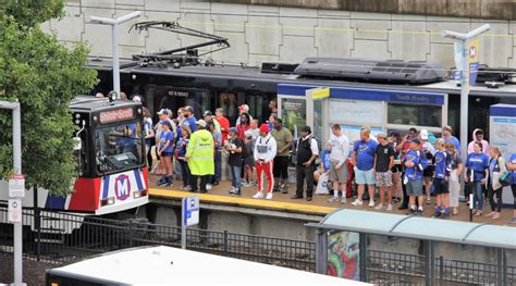 Rail News   Metro Transit St. Louis logs ridership record ...