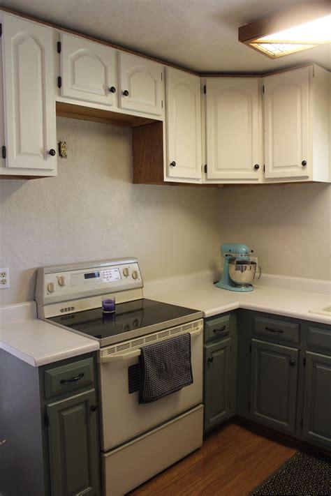 Raised Upper Kitchen Cabinets