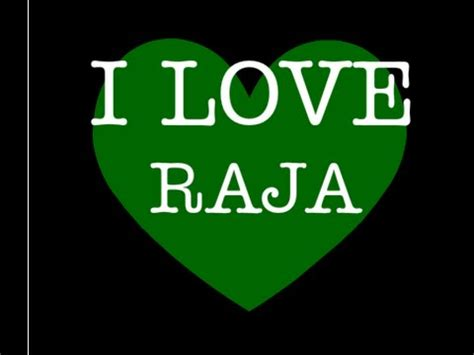 RAJA CLUB 2015 word i love raja   YouTube