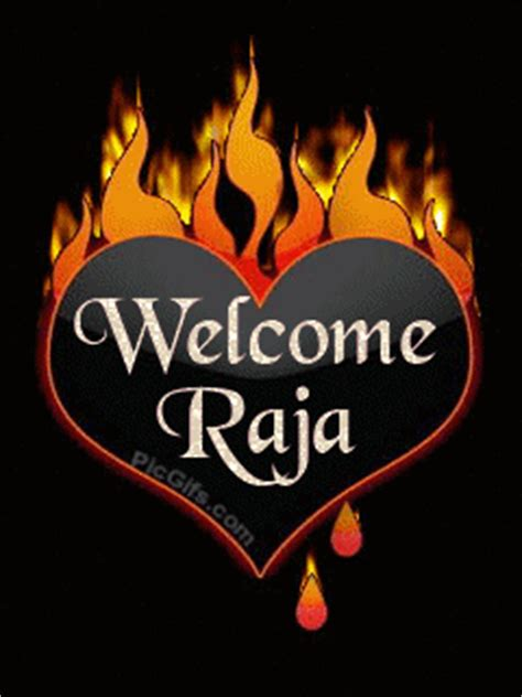 Raja Name Graphics | PicGifs.com