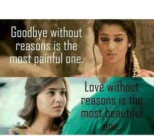 Raja Rani Movie Dialogue | Actress | Pinterest | Movies ...
