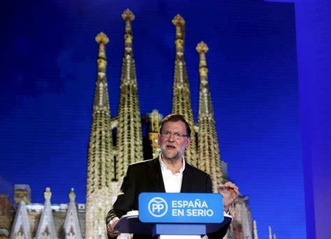 Rajoy, a los soberanistas: «Cuantos más pasos se den en la ...
