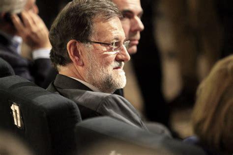 Rajoy a Podemos: «¿Quieren cambiar el sistema de tener una ...