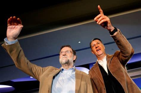 """Rajoy aboga por recuperar la """"Cataluña de todos ..."""