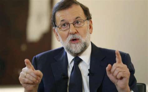 Rajoy advierte de que  el Gobierno impedirá que cualquier ...