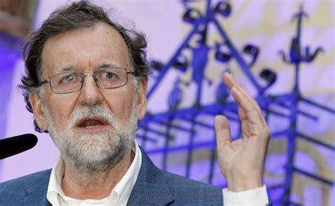 Rajoy alerta del peligro de las fuerzas «bisagristas» | Hoy