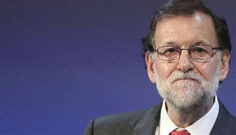 Rajoy asegura que no ha sido objeto de ningún intento de ...