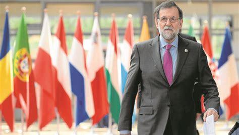 Rajoy avanza su rechazo a la propuesta de referéndum ...