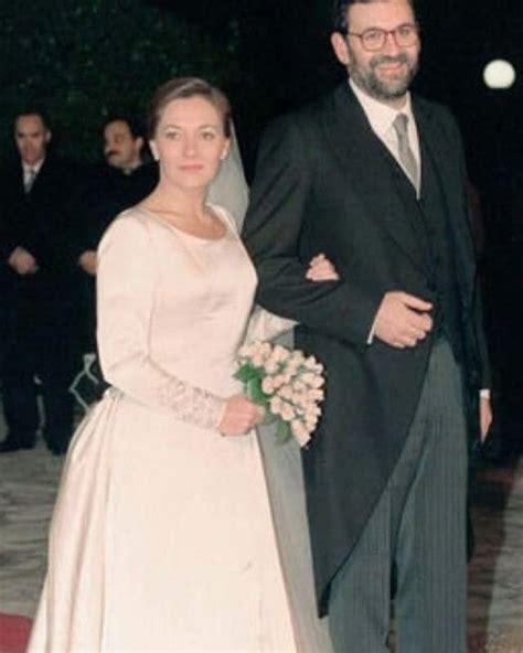 Rajoy bromea sobre su 20 aniversario de boda con Elvira ...