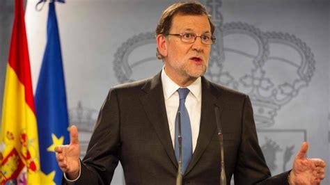Rajoy celebra que no se haya formado un gobierno de ...