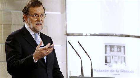 Rajoy cifra en el 3,2% el crecimiento de España en 2015