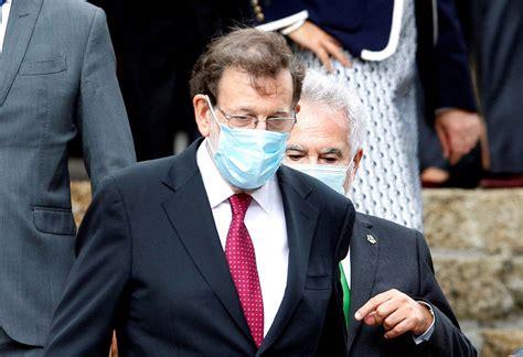 Rajoy confiesa que no le llegó la multa por salir en el ...
