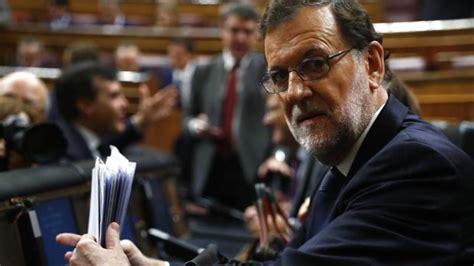 Rajoy despliega toda su retranca parlamentaria con ...