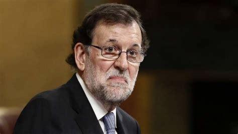 Rajoy elude opinar sobre la imputación de su exministro