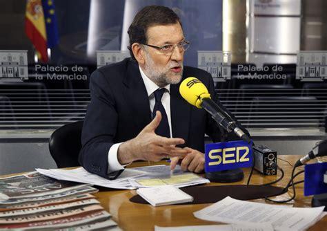 Rajoy:  España va mejor