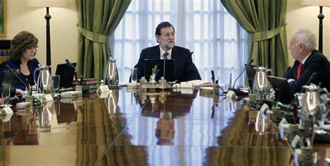 Rajoy estructura un Gobierno con 24 Secretarías de Estado ...