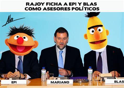 Rajoy ficha a Epi y Blas · eljueves.es · ¡Tú eres el redactor!