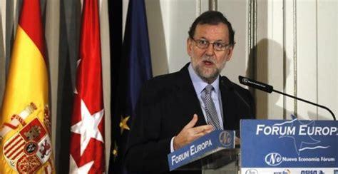 Rajoy hace su primera promesa de Gobierno: hacer  cumplir ...