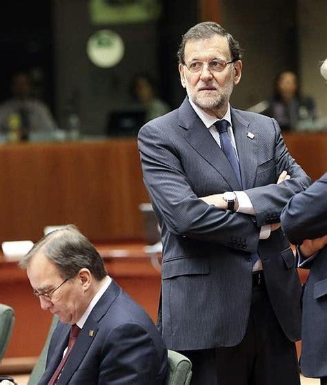 Rajoy: «Hay que castigar a los culpables y reconocer a los ...