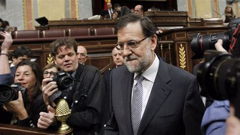 Rajoy impone el toque de silencio en el PP para recibir a ...
