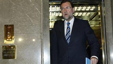 Rajoy: «Interior tiene que dar explicaciones»