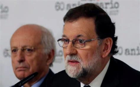 Rajoy:  Las resoluciones judiciales conviene acatarlas ...