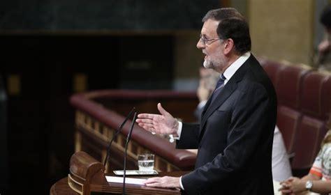 Rajoy ofrece un Gobierno abierto al diálogo y a negociar ...