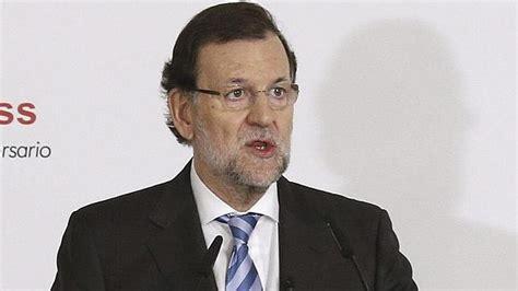 Rajoy: «Quiero ser el candidato del PP para las elecciones ...