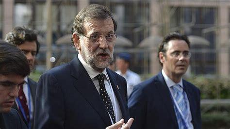 Rajoy recibe al presidente de las pymes catalanas ...