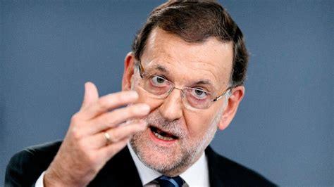 Rajoy se moviliza para abortar un nuevo  no a la guerra