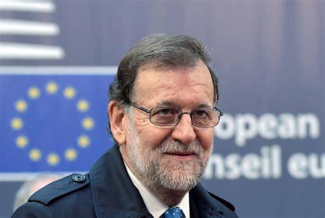 Rajoy: «Si tengo que formar Gobierno, no le diré nada a ...