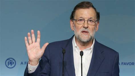 Rajoy ve primer riesgo para el turismo que haya gobiernos ...