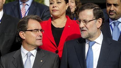 Rajoy y Mas participarán hoy en el mismo acto en Barcelona ...