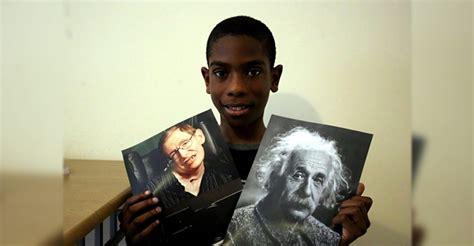 Ramarni Wilfred, el niño de apenas 11 años con más ...