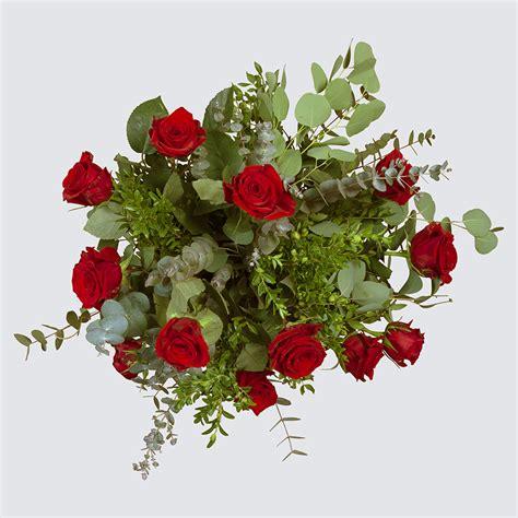 Ramo de Rosas Valencia   Tienda Online Flores   Atelier de ...