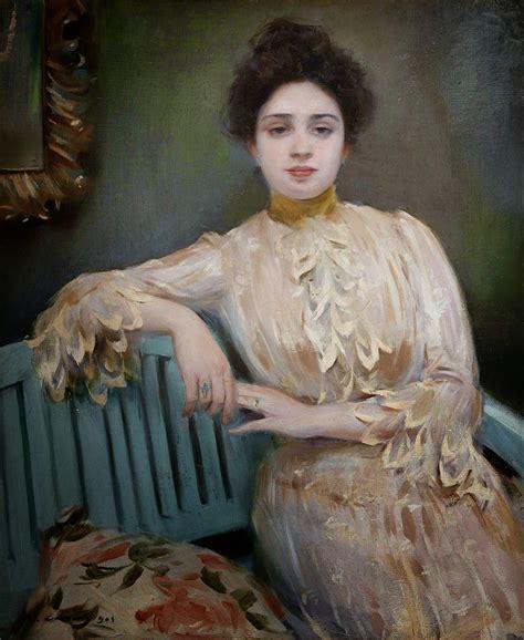 Ramon Casas   Captured on Canvas   Art, Spanish art, Art ...