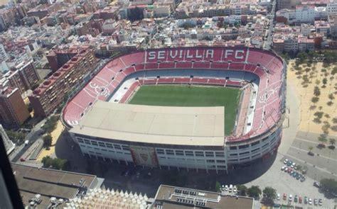 RAMÓN SÁNCHEZ PIZJUAN  Sevilla  | Estadios, Estadios del ...