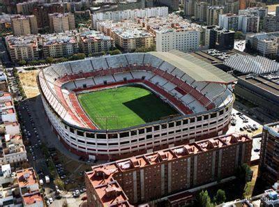 Ramón Sánchez Pizjuán Stadium   Sevilla Fútbol Club ...