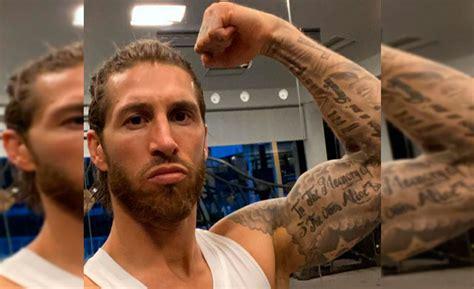 Ramos no sufre lesión ósea, sólo un fuerte golpe en la ...