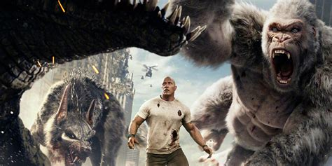 Rampage  2018  Movie Review | Screen Rant