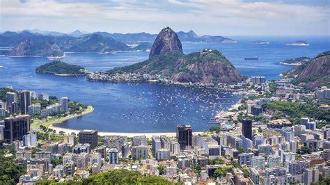 Ranking de las 10 ciudades más importantes de Brasil