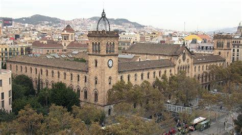 Ranking de las universidades de Barcelona